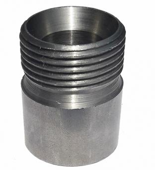 bspp welding nipples 60° cone