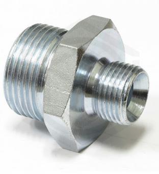 Nipplo Di Riduzione Filetto Mashio Gas 60°- Maschio Gas 60°