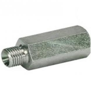 Male Thread Extension 60 ° Gas-Female Gas