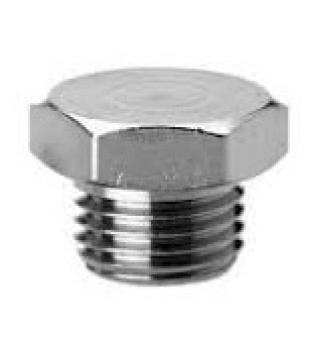 Male plug bspp 60° cone